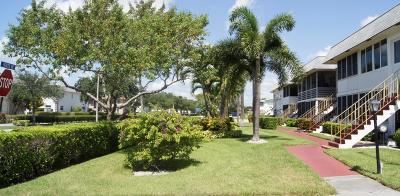 West Palm Beach Condo For Sale: 50 Plymouth F