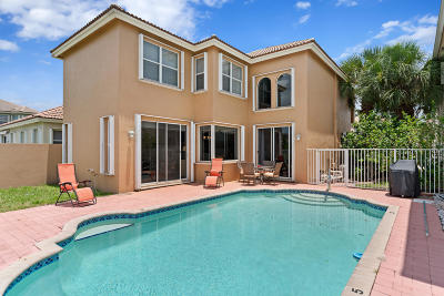 Lake Worth Single Family Home Contingent: 4053 Coontie Court
