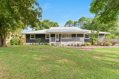 Martin County Single Family Home For Sale: 2926 SW 96th Street