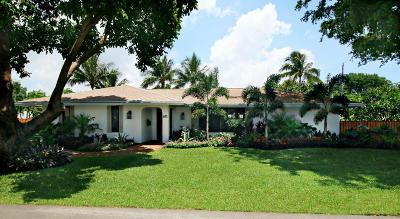 Delray Beach Single Family Home For Sale: 611 Eldorado Lane