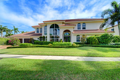 Boca Raton FL Single Family Home For Sale: $2,495,000