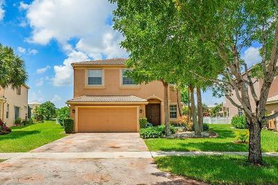 Royal Palm Beach Single Family Home Contingent: 2735 Misty Oaks Circle