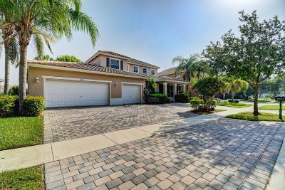 Lake Worth Single Family Home For Sale: 9311 Sedgewood Drive