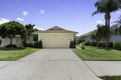 Jupiter Single Family Home Contingent: 103 Sims Creek Lane