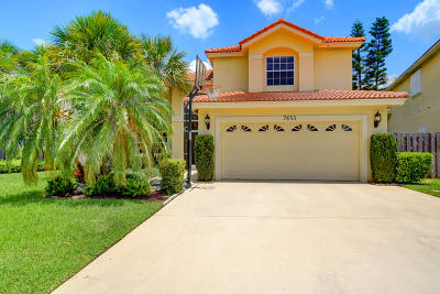 Lake Worth FL Single Family Home For Sale: $434,000