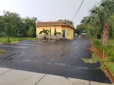 Pompano Beach Commercial For Sale: 324 NW 6th Street