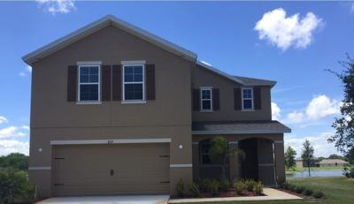 Fort Pierce Single Family Home For Sale: 8319 Cobblestone Drive