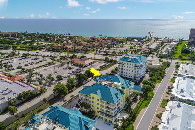 Juno Beach Condo For Sale: 800 Juno Ocean Walk #501