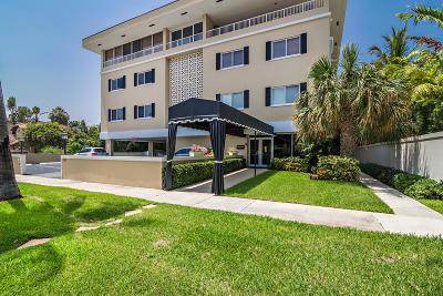 Palm Beach Condo For Sale: 227 Brazilian Avenue #2h