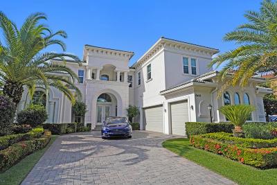 Boca Raton Single Family Home For Sale: 6429 Montesito Street