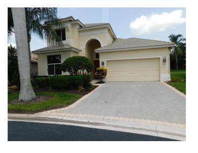 West Palm Beach Single Family Home For Sale: 10844 Grande Boulevard