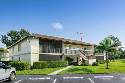 Jupiter Condo Contingent: 6285 Chasewood Drive #F