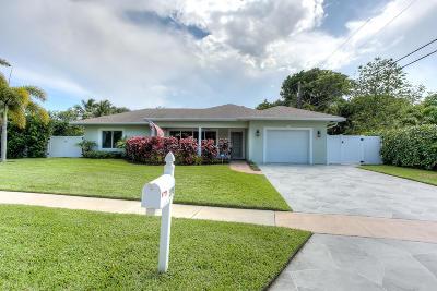 Single Family Home For Sale: 398 NE 23rd Street