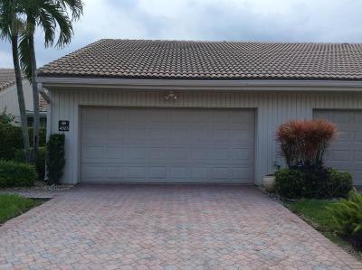Boca Raton Condo For Sale: 20010 Sawgrass Lane #4303