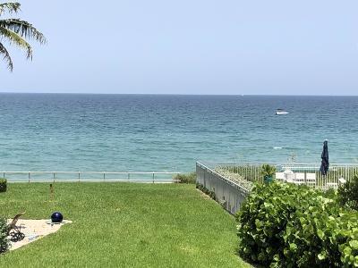 Hillsboro Beach Rental For Rent: 1203 Hillsboro Mile #7 B