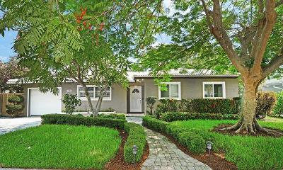 Boca Raton Single Family Home For Sale: 1261 SW 4th Street