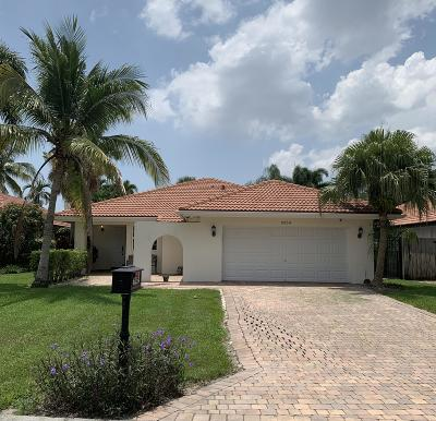 Boca Raton Single Family Home For Sale: 6254 Sweet Maple Lane