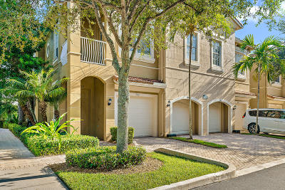 Palm Beach Gardens Condo For Sale: 4856 Bonsai Circle #202