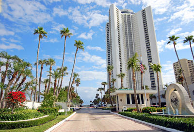 Singer Island Condo For Sale: 3000 North Ocean Drive #2-A