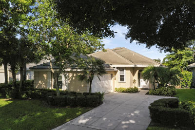 Palm Beach Gardens Single Family Home Contingent: 1024 Bedford Avenue