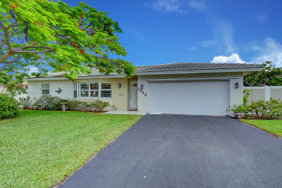 Boca Raton Single Family Home For Sale: 1588 NW 9th Street