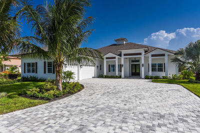 Palm City Single Family Home Contingent: 3442 SW Rivers End Way