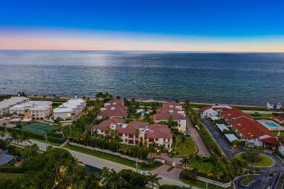 Ocean Ridge Condo For Sale: 5831 Ocean Boulevard #D1