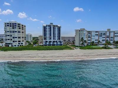 Highland Beach Rental For Rent: 3115 S Ocean Boulevard #102