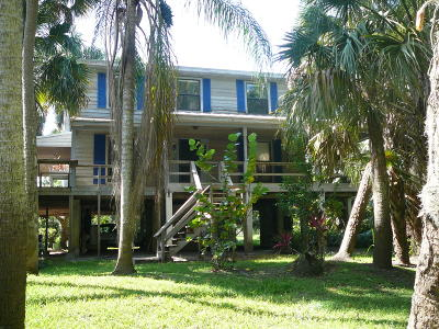 Fort Pierce Single Family Home Contingent: 3236 River Drive