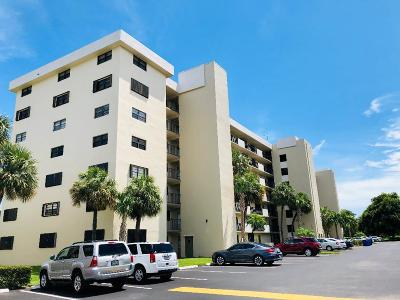 Deerfield Beach Condo For Sale: 2430 Deer Creek Country Club Boulevard #401-2