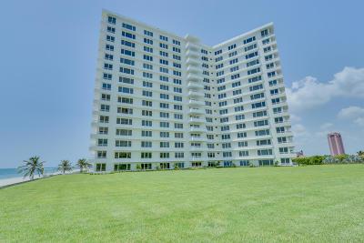 Boca Raton Condo For Sale: 600 S Ocean Boulevard #902