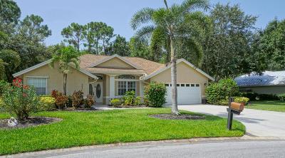 Stuart Single Family Home For Sale: 696 SE Pin Oak Terrace
