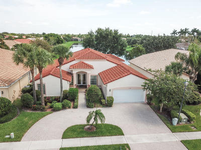 Boynton Beach Single Family Home For Sale: 6585 Arno Way