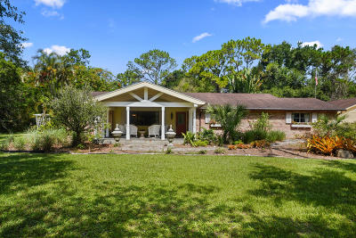 Jupiter Single Family Home Contingent: 17089 Thunder Road