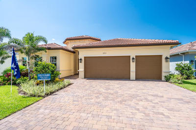 Boynton Beach Single Family Home For Sale: 12903 Big Bear