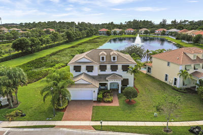 Royal Palm Beach Single Family Home For Sale: 231 Palm Beach Plantation Boulevard