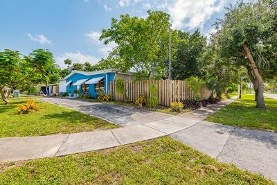 Pompano Beach Single Family Home For Sale: 1148 SW 2 Avenue