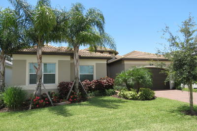 Boynton Beach Single Family Home For Sale: 8989 Golden Mountain Circle
