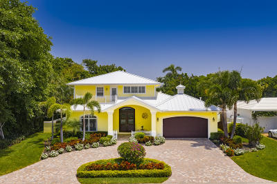 Palm Beach Shores Single Family Home For Sale: 241 Bravado Lane