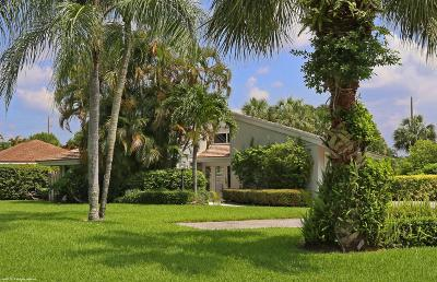 Palm Beach Gardens Single Family Home For Sale: 13894 Whispering Lakes Lane