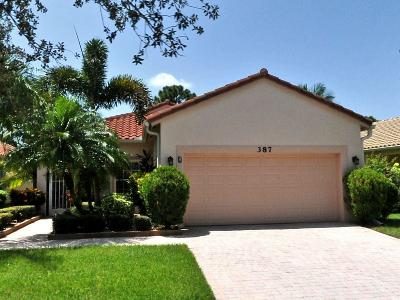 St Lucie County Single Family Home Contingent: 387 NW Granville Street