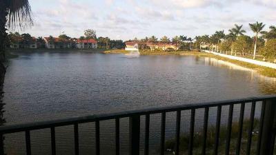 West Palm Beach Condo For Sale: 1520 Windorah Way #G