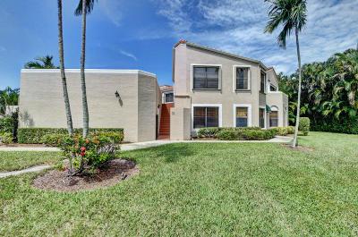Boca Raton Condo For Sale: 6670 Villa Sonrisa Drive #224