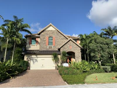 Boynton Beach Single Family Home For Sale: 8348 Grand Prix Lane