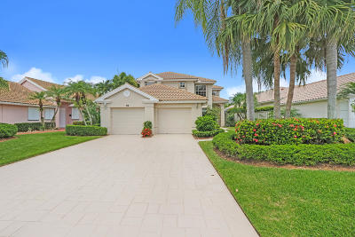 Palm Beach Gardens Single Family Home For Sale: 716 Pinehurst Way