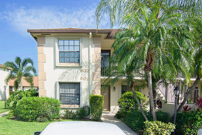 Jupiter Condo For Sale: 902 Pinecrest Circle #A