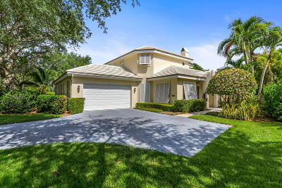 Palm Beach Gardens Single Family Home For Sale: 2691 Cypress Island Drive