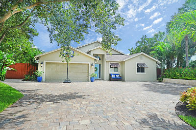 Delray Beach Single Family Home Contingent: 531 Lindell Boulevard