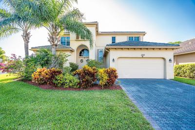 Royal Palm Beach Single Family Home For Sale: 3160 Eden Court