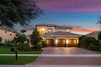 Boynton Beach Single Family Home For Sale: 9777 Equus Circle